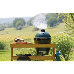 VIP Big Green Egg arrangement (pp)