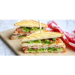 Club Sandwich de luxe