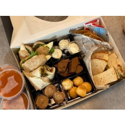 High Tea BOX (prijs per persoon)