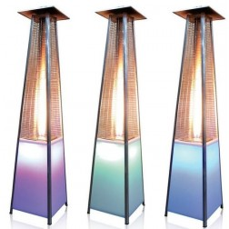 Led Gas Terras verwarmer, Uniek design