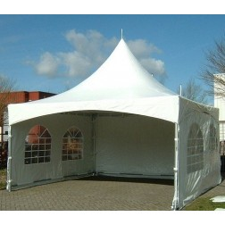 Luxe pagode tent 5x5 meter
